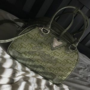 Guess dog carrier